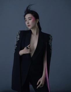 Fan Bingbing for T Magazine Singapore January 2020-7
