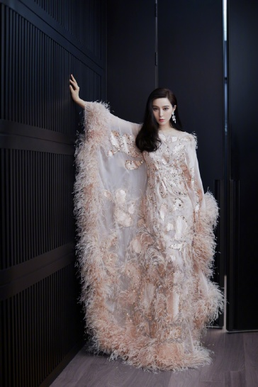 Fan Bingbing in Ralph & Russo Spring 2019 Couture-2