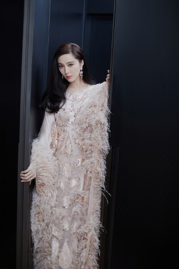 Fan Bingbing in Ralph & Russo Spring 2019 Couture-4