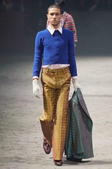 Gucci Fall 2020 Menswear Look 13