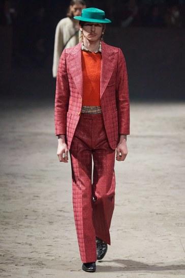Gucci Fall 2020 Menswear Look 25