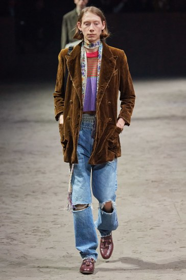Gucci Fall 2020 Menswear Look 38