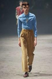 Gucci Fall 2020 Menswear Look 4
