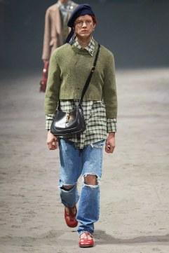 Gucci Fall 2020 Menswear Look 6