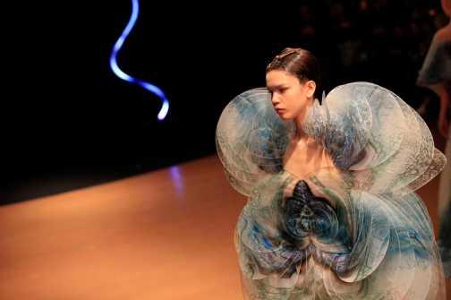 Paris Fashion Haute Couture S/S 2020 Iris van Herpen