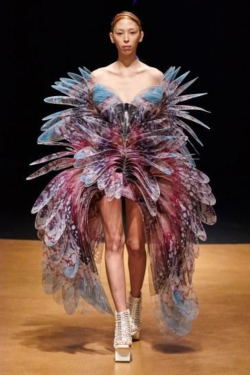 Iris van Herpen Spring 2020 Couture Look 21