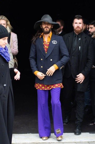 Jared Leto in Gucci Spring 2020-1