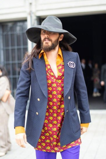 Jared Leto in Gucci Spring 2020-10