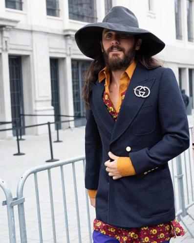 Jared Leto in Gucci Spring 2020-3