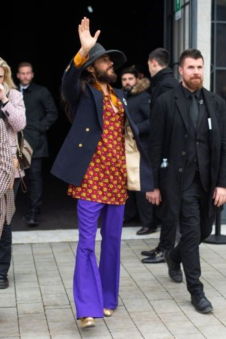 Jared Leto in Gucci Spring 2020-4