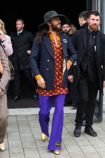 Jared Leto in Gucci Spring 2020-5