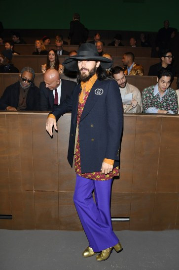 Jared Leto in Gucci Spring 2020-7