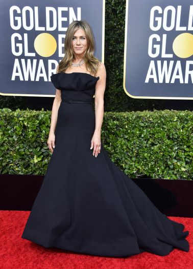 Jennifer Aniston in Dior Couture