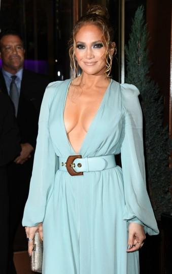 Jennifer Lopez in Elie Saab Spring 2020-6
