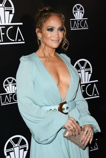 Jennifer Lopez in Elie Saab Spring 2020-9