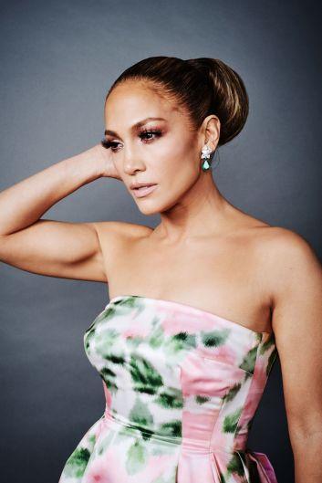 Jennifer Lopez in Richard Quinn Spring 2020-12