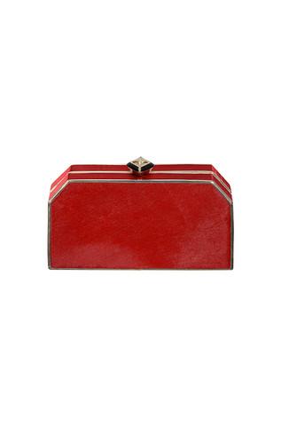 Jenny Packham red clutch