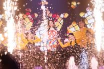 Jolin Tsai in Moschino Resort 2020-5