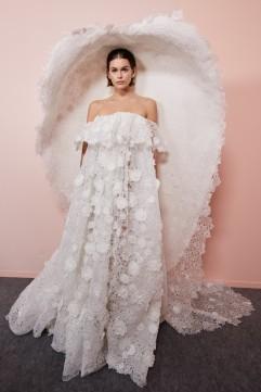 Kaia Gerber X Givenchy Spring 2020 Couture-10