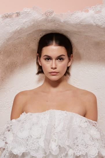 Kaia Gerber X Givenchy Spring 2020 Couture-12