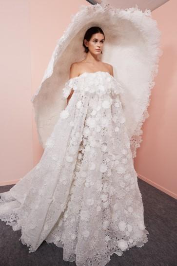 Kaia Gerber X Givenchy Spring 2020 Couture-13