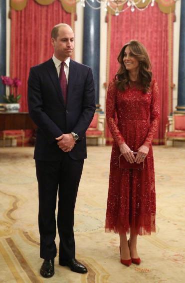 Kate Middleton in Needle & Thread-1