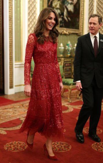 Kate Middleton in Needle & Thread-10