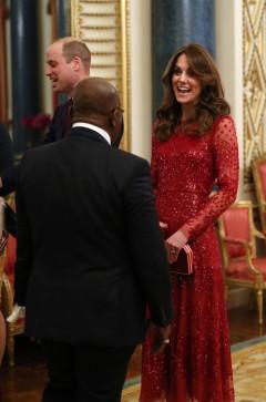 Kate Middleton in Needle & Thread-12