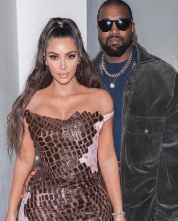Kim Kardashian West in Dior Fall 2000-3