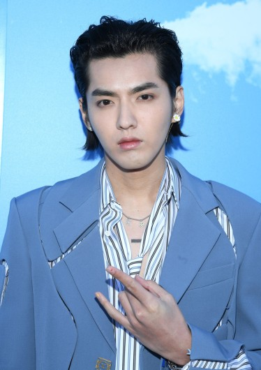 Kris Wu in Louis Vuitton Fall 2020 Menswear-2