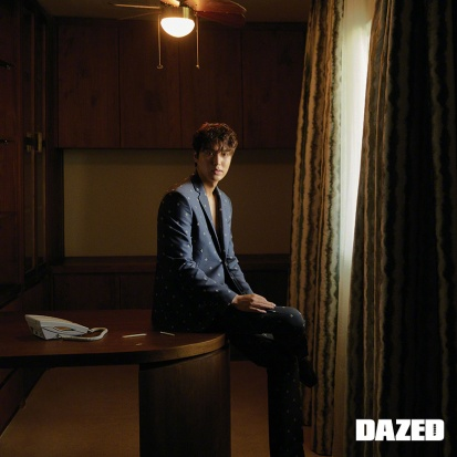 Lee Min Ho for Dazed Korea January 2020-1