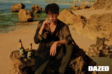 Lee Min Ho for Dazed Korea January 2020-2