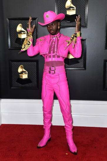 Lil Nas X in Atelier Versace-1