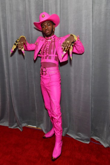 Lil Nas X in Atelier Versace-5