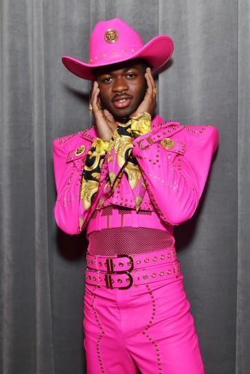 Lil Nas X in Atelier Versace-6