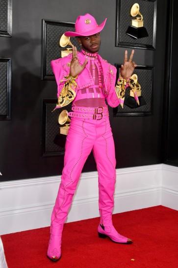 Lil Nas X in Atelier Versace-7
