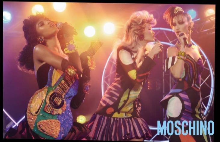 Moschino Spring 2020 Campaign-6