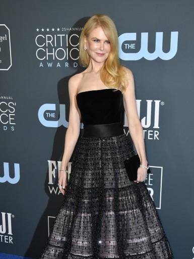 Nicole Kidman in Armani Privé Fall 2019 Couture-1