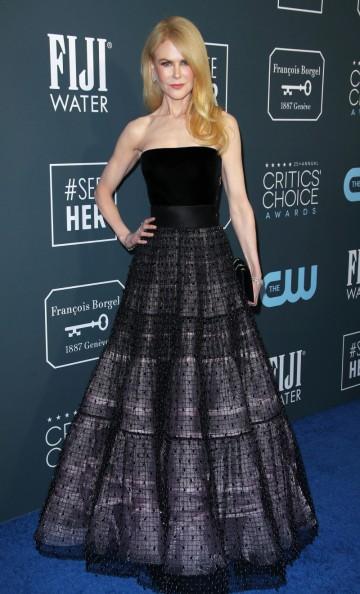 Nicole Kidman in Armani Privé Fall 2019 Couture-3