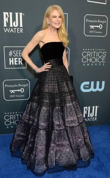 Nicole Kidman in Armani Privé Fall 2019 Couture-4