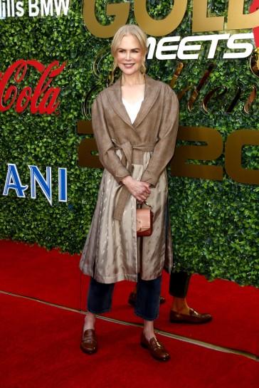 Nicole Kidman in Chloe Spring 2020-2