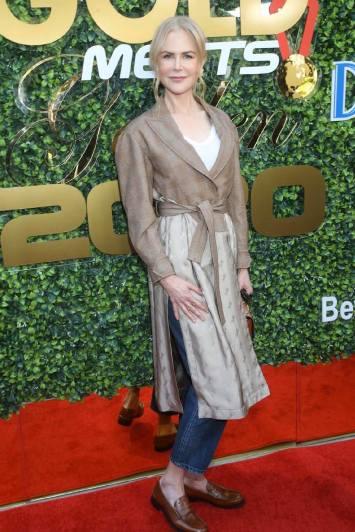 Nicole Kidman in Chloe Spring 2020-7