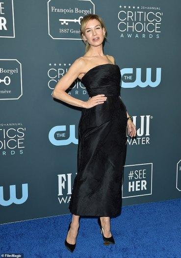 Renee Zellweger in Dior Couture-5