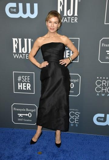 Renee Zellweger in Dior Couture