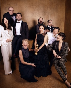 The Fleabag team, Best TV series, Musical or Comedy