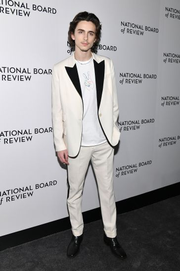 Timothee Chalamet in Stella McCartney Pre-Fall 2019-1