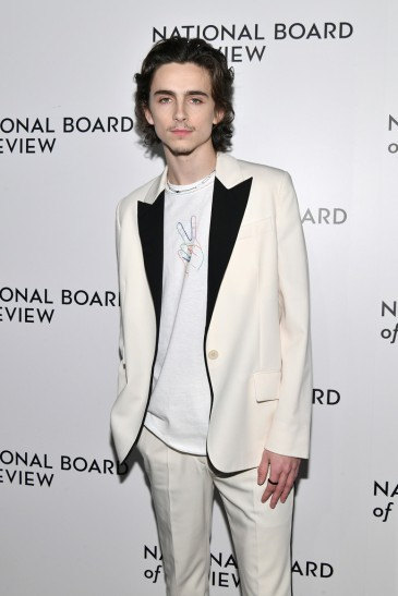 Timothee Chalamet in Stella McCartney Pre-Fall 2019-3