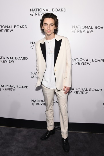 Timothee Chalamet in Stella McCartney Pre-Fall 2019-4