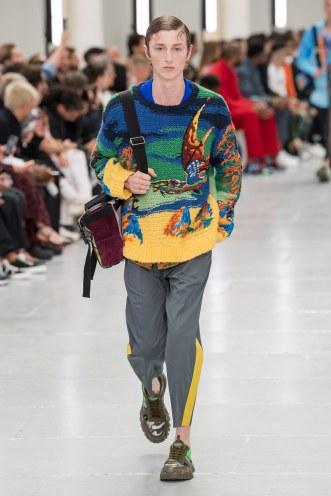 Valentino Spring 2020 Menswear