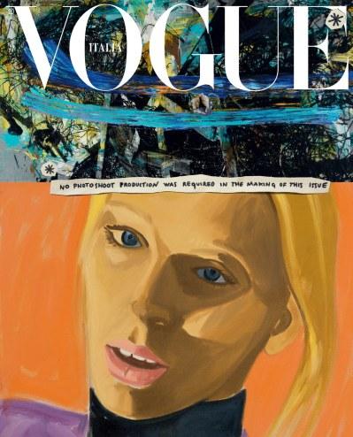 Vogue Italia January 2020 Cover A